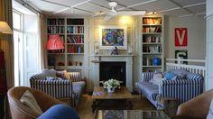 Home decor Home decor. How to create a traditional living room decor - The English Home. Home Interior Design, Interior Decorating, Decorating Ideas, Decor Ideas, Diy Ideas, Diy Interior, Interior Modern, Room Interior, Decoracion Low Cost
