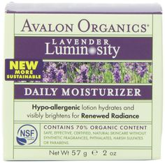 Avalon Organics Lav Moistrzr Daily >>> This is an Amazon Affiliate link. Be sure to check out this awesome product.