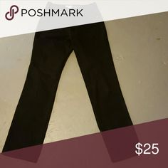 Selling this Bootcut jeans on Poshmark! My username is: beboss01. #shopmycloset #poshmark #fashion #shopping #style #forsale #Express #Denim