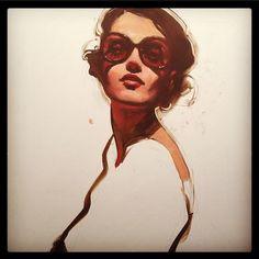 Michael Carson #art #painting #fineart http://instagram.com/mcarson1999
