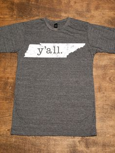 Tennessee Y'all Shirt   Hillcrest Waterbugs   Bourbon & Boots