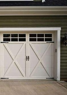 Steel Garage Doors - Garage Doors -10 Styles to Boost Curb Appeal - Bob Vila