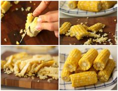 How to preserve sweet summer corn