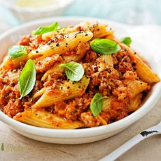 Italian Sausage Pasta A Zesty 20 Minute One. Italian Sausage and Pasta Bow Ties . Flavorful Johnsonville Italian Sausage and Easy Healthy Pasta Recipes, Penne Pasta Recipes, Spicy Recipes, Pasta Dishes, Cooking Recipes, Italian Sausage Pasta, Italian Sausage Recipes, Spicy Sausage, Italian Sausages