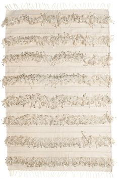 Moroccan Wedding Blanket :: THROWS :: HOME :: Calypso St. Barth