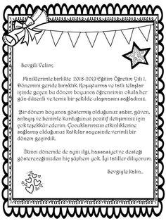 Primary School, Pre School, Learn Turkish, Letter To Parents, Classroom Activities, Things To Think About, Crafts For Kids, Blog, Lettering