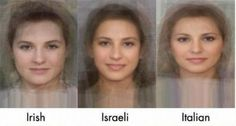 what's funny is that I found the face closest to mine without reading and it turned out from the middle east as well!