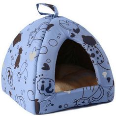 Cosipet Scatty Cat Igloo Bed from Alex Griffiths Cosipet. A funky and fun design that says 'i love my cat' pyramid shaped foam filled beds providing a cosy draught-free bed for your cat. Charity Gifts, Leopards, Pet Care, Neko, Baby Car Seats, Cool Designs, Toys, Children, Cat Products