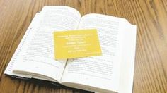 """""""Golden tickets"""" like this one are hidden on page 90 of about 100 books at the Morton Public Library as part of the library's 90th anniversa..."""