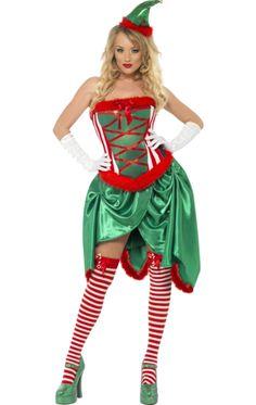 Elf Burlesque Costume
