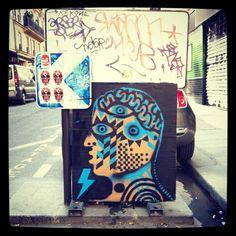 David Shilinglaw, Paris