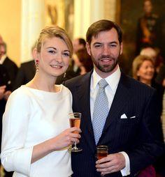 Guillermo de Luxemburgo y Stéphanie de Lannoy sellarán su amor con una doble boda civil y religiosa