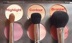 Ace Your Face (Pt. This is the simplest how to on contouring I have found YET! Face Contouring, Contour Makeup, Contouring And Highlighting, Contour Bronzer, Contour Face, My Beauty, Beauty Nails, Beauty Makeup, Hair Makeup