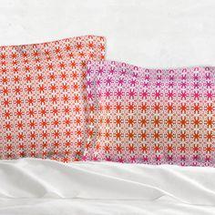 Shop for decorative pillows. Bohemian Design, Modern Bohemian, Boho Chic, Bohemian Bedrooms, Pillow Shams, Summer Collection, Decorative Pillows, Color Pop, Boho Fashion