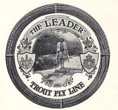 Love my vintage fly fishing stuff....