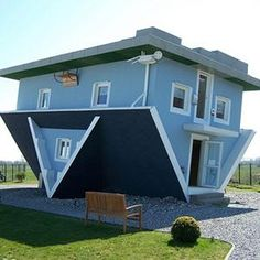 16 UGLY Houses That Will Make You Want To SLAP The Owner!