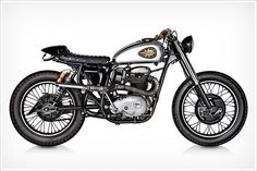 Tattoo Project's 1970 BSA Lightning - Pipeburn - Purveyors of Classic Motorcycles, Cafe Racers & Custom motorbikes