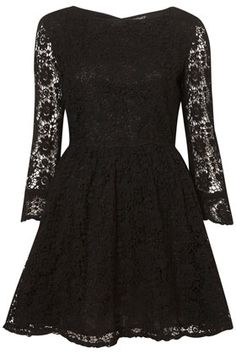 Party in style but spending less on a beautiful ladylike dress by Topshop! Best Party Dresses, Cute Dresses, Beautiful Dresses, Short Dresses, Dresses Dresses, Dress Outfits, Dress Up, Fashion Outfits, Dress Lace