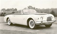 1952 Chrysler C-200 (Ghia)