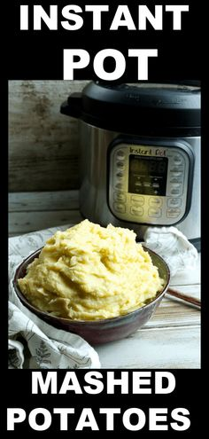 THE BEST Instant Pot Mashed Potatoes recipe! mashedpotatoes crowd thanksgiving christmas instantpot - - crowd instant mashed mashedpotatoes potatoes recipe thanksgiving - new 654921970798038327 Potato Recipes Crockpot, Healthy Potato Recipes, Healthy Baked Chicken, Potatoe Casserole Recipes, Healthy Cookie Recipes, Peanut Butter Recipes, Baking Recipes, Real Food Recipes, Free Recipes