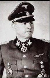 Bruno Heinrich Streckenbach (7 February 1902 – 28 October 1977) held the rank of SS-Brigadeführer (Major General), when he was the head of Amt I (Department I): Administration and Personnel of the Reichssicherheitshauptamt (Reich Main Security Office or RSHA), but eventually achieved the rank of SS-Gruppenführer (Lieutenant General) both in Allgemeine-SS and Waffen-SS. He was responsible for many thousands of murders committed by Nazi mobile killing squads known as Einsatzgruppen.  He served…