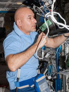 'I might lose consciousness... but it would be better than drowning in the helmet': Italian astronaut almost lost in space - Science - News - The Independent