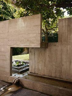 setdeco:CARLO SCARPA Sculpture Garden for the Venice Biennale...