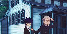 via GIPHY #anime #blue exorcist #lol
