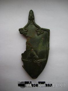 2491009 - Бутероли мечей Раннего средневековья - Галерея - Arkaim.co