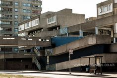 A photographic study of Thamesmead located in the London Boroughs of Greenwich and Bexley. Cultural Architecture, Romanesque Architecture, Education Architecture, Classic Architecture, Residential Architecture, Architecture Art, Council Estate, Council House, Brutalist Buildings