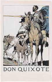 Don Quixote, by Miguel de Cervantes. Art by Edward Hopper (c Edward Hopper, Man Of La Mancha, Dom Quixote, Don Miguel, Whitney Museum, Art Graphique, Oeuvre D'art, American Art, Illustrations Posters