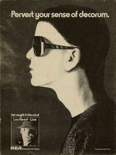Cranky Lou Reed interview from 1975 is full of hilariously nasty gems | Dangerous Minds