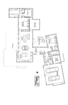 Marble Plains - Modern House Plans - LotPlans.com