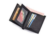 Aliexpress.com : Buy YINTE Black Men's Short Wallet Top Leather Business Purse Fashion New Design Leather Card Holder Pocket Purse Portfolio T8845B from Reliable business portfolio suppliers on YIN TE Official Store