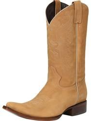 New Mens Ariat Fearless 10012838 Brown Leather Cowboy Boots