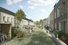 Mole's Cambridge co-housing project