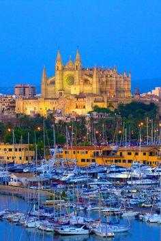 Catedral de Palma de Mallorca, Balearic Islands, Spain