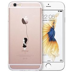 Hovisi TPU silicon Relief Pattern Crystal Case for Iphone 6/6s Plus 5.5Inch (Color5) - Brought to you by Avarsha.com