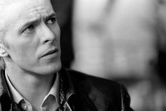 David Bowie 'that bone structure'
