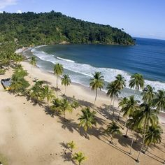 Maracas Bay is Trinidad's most popular beach.