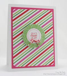 Christmas Card and Tag