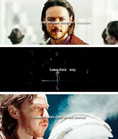 """(gif set) """"Just because someone stumbles, loses their way, doesn't mean they're lost forever."""" 