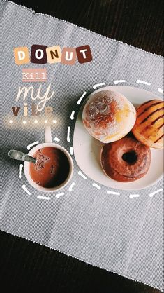 Mar 2020 - Image shared by Find images and videos about breakfast, coffe and donut on We Heart It - the app to get lost in what you love. Instagram Feed, Instagram And Snapchat, Creative Instagram Stories, Instagram Story Ideas, Donut Kill My Vibe, Insta Snap, Insta Story, Ig Story, Insta Photo Ideas