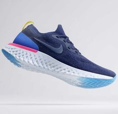 Nike Epic React Mens Trainers, All About Shoes, Cleats, Nike Shoes, Shoes Sneakers, Sneakers Fashion, Reebok, Running Shoes, Designer Shoes, Fashion Shoes, Footwear, Universe, Sports, Men's Fashion, Shoe, Training Shoes, Men's Tennis Shoes