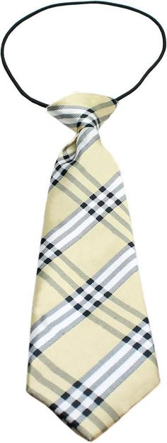 Plaid Doggy Neckties
