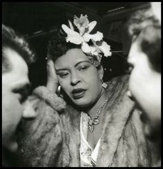 african americans in 1940's | Billie Holiday 1940's
