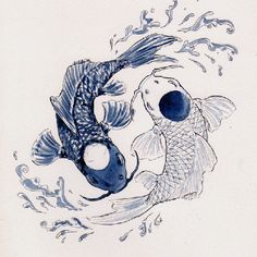 Yin and Yang. Would make a cool tattoo
