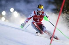 Hirscher gana el slalom de Are y se pone líder en la General de la Copa del Mundo Marcel Hirscher en acción. Crédito Foto Gepa Pictures/Atomic