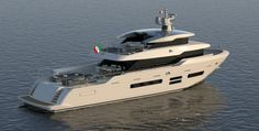 Oceanic Yachts 90' from Canados