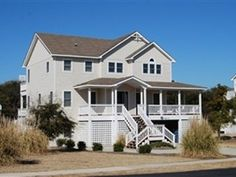 ~OBX~ Duck Heated Pool + Indoor Pool Access,.6 Master BedroomsVacation Rental in Duck from @homeaway! #vacation #rental #travel #homeaway
